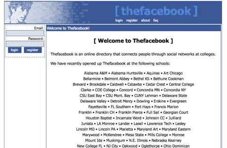 first-facebook